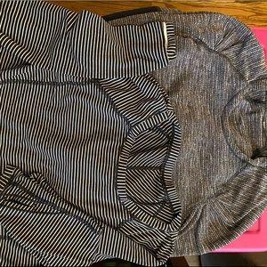 BUNDLE of 2: Size 6 Lululemon long sleeves